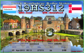 QSL- Received116