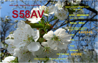 QSL- Received127