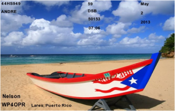 QSL- Received153