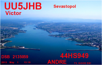 QSL- Received157