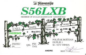 QSL- Received159