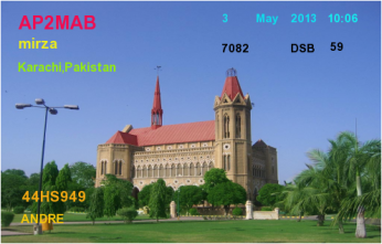 QSL- Received164