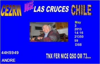 QSL- Received169