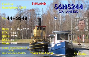 QSL- Received183