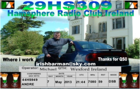 QSL- Received186