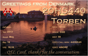 QSL- Received233