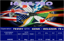QSL- Received251
