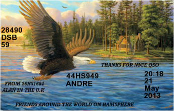 QSL- Received281