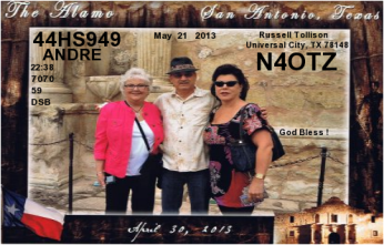 QSL- Received284