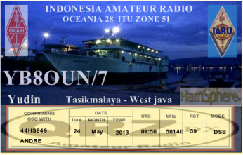QSL- Received302