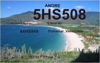 QSL- Received319