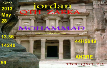 QSL- Received326