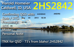 QSL- Received333