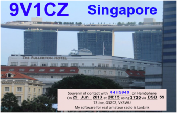 QSL- Received403