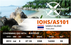 QSL- Received413