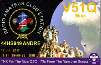 QSL- Received421