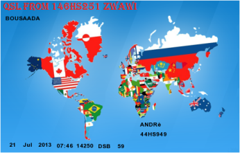 QSL- Received425