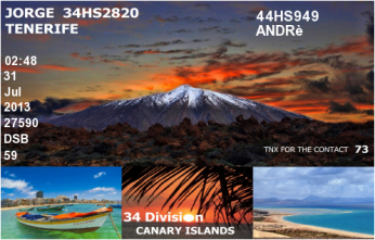 QSL- Received429