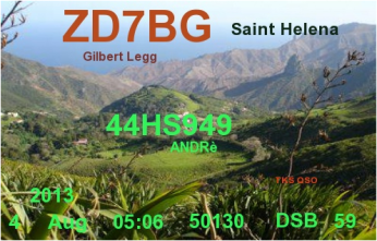 QSL- Received436