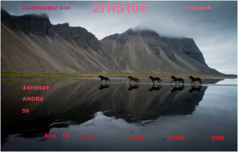 QSL- Received447