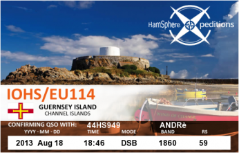 QSL- Received450