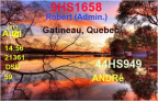 QSL- Received459
