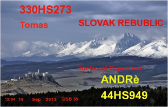 QSL- Received482