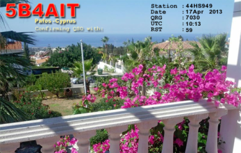 QSL- Received66