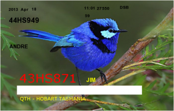 QSL- Received71