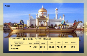 QSL- Received72