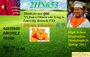 QSL- Received22