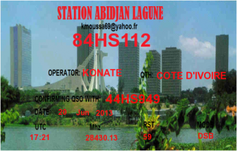 QSL- Received384