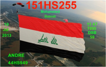 QSL- Received422