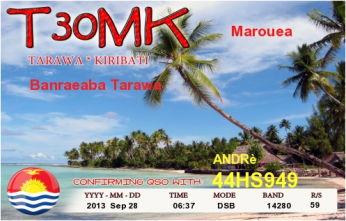 QSL- Received493